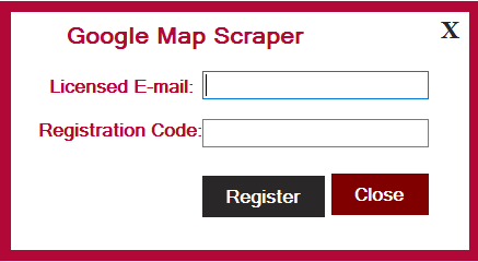 Google Map Scrapper Listing - 5